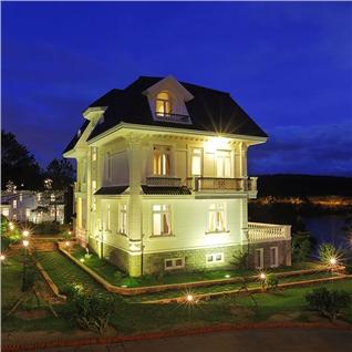 Cùng Mua - Sacom Tuyen Lam Resort - 4 sao tai Da Lat - Goi 3N2D -An sang