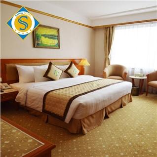 Cùng Mua - Phong Superior 2N1D + buffet cao cap tai Sahul Hotel 4 sao