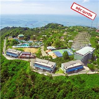 Cùng Mua - Ho May Resort chuan 4 * Vung Tau ,An sang - bao gom cap treo