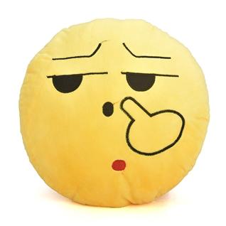 Cùng Mua - Goi om va tua lung Emoji theu hinh cam xuc mem min - G12