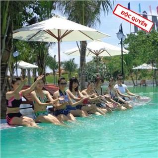 Cùng Mua - Sieu khuyen mai phong Family 2N1D Khach san Cap Treo Vung Tau