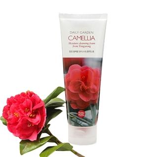 Cùng Mua - Sua rua mat duong am da Camellia Holika Holika 120ml Han Quoc