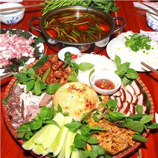 Cùng Mua - Sieu ngon met lon Muong + lau sun non om doc mung – Moc Quan