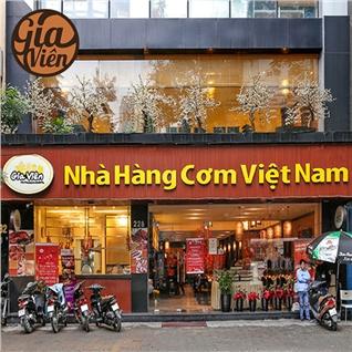 Cùng Mua - Tinh tuy am thuc Viet tai Nha hang Gia Vien - 228 Ba Trieu