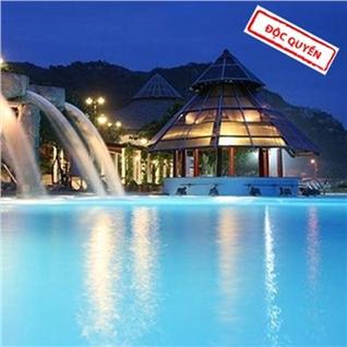Cùng Mua - Long Hai Beach Resort 4*- An Sang - Ho Boi Rong Nhat Vung Tau