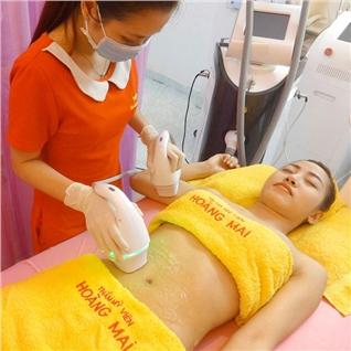 Cùng Mua - Giam beo HIFU moi hieu qua tuc thi + RF dao thai – Hoang Mai