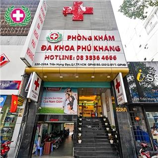 Cùng Mua - Kham tong quat nam khoa, ho tro dieu tri - Da khoa Phu Khang