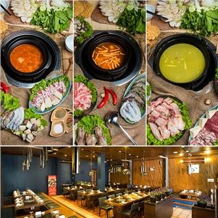 Cùng Mua - Buffet New Sochu Mung Khai Truong CN Mai Hac De va Lang Ha