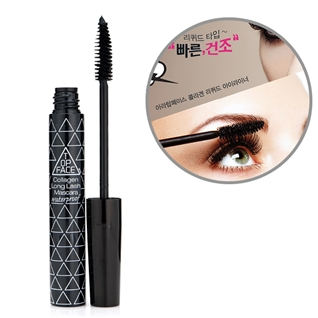 Cùng Mua - Mascara Collagen Long Lash Waterproof TOPFACE