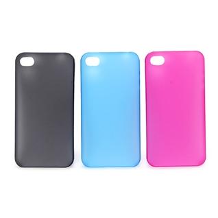 Cùng Mua - Combo 3 op lung sieu mong cho Iphone 4/4S