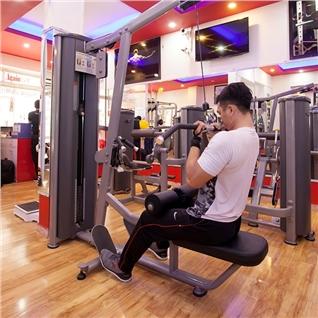 Cùng Mua - 1 thang tap Gym tai Body Fit (Chi nhanh Quan 3 + Phu Nhuan)