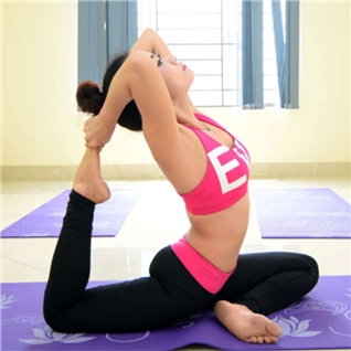 Cùng Mua - 1 thang tap Yoga tai trung tam Envy Yoga (khoa hoc 12 buoi)