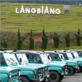 Cùng Mua - Tour Da Lat 3N3D - Khuc giao mua cao nguyen - Langbiang