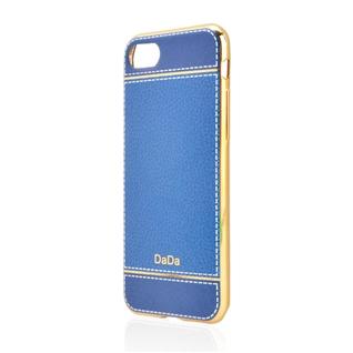 Cùng Mua - Op lung deo gia da cho Iphone 7 mau xanh nhat