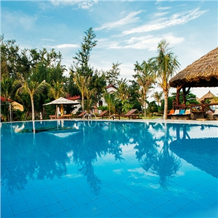 Cùng Mua - Phong Deluxe Double/Twin Saint Mary Resort Phan Thiet 3* 2N1D