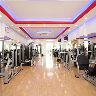 Cùng Mua - 1 thang tap Gym/Yoga/Aerobic khong gioi han -Body Fit - Q.7