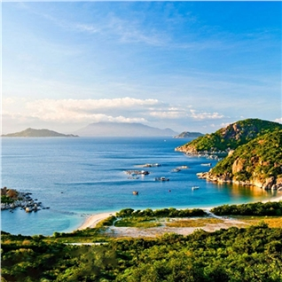 Cùng Mua - Tour Ninh Chu - Binh Hung - nghi duong resort 3* 2N2D gia soc