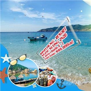 Cùng Mua - Tour kham pha ban dao Tam Binh - Binh Hung -Resort Ngoc Suong
