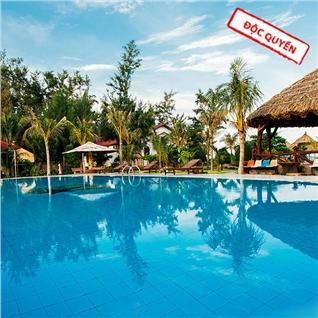 Cùng Mua - Saint Mary Resort Phan Thiet 3*-An sang - Khuyen Mai Cuc Soc