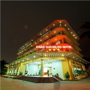 Cùng Mua - Phong Standard 2N1D tai KS Khan Quang Do 3* +Buffet sang