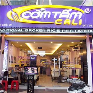 Cùng Mua - 01 phan an gom Com suon + Nuoc sam - Com Tam Cali