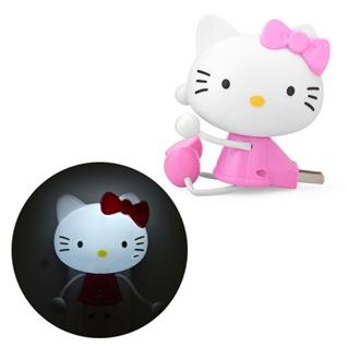 Cùng Mua - Den ngu cam ung hinh meo Hello Kitty
