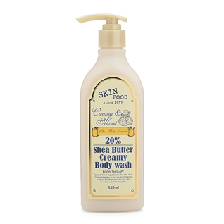 Cùng Mua - Sua tam Shea Butter Body Wash Skinfood 335ml Han Quoc