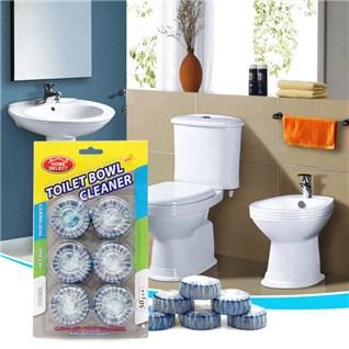 Cùng Mua - Combo 6 vien lam sach va khu mui Toilet 50gx6 HS071728