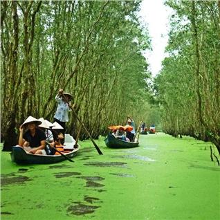 Cùng Mua - Tour Rung Tram Tra Su-Nui Cam-Thi Xa Chau Doc-Mieu Ba 2N2D