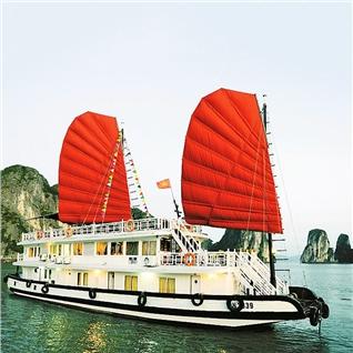 Cùng Mua - Tour Ha Noi – Ha Long nghi duong du thuyen 3* 3N2D