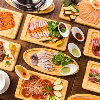 Cùng Mua - Buffet trua toi dac sac tai Nha hang Suon No.1 - Nguyen Hue