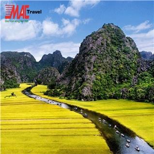 Cùng Mua - Tour Ha Noi - Chua Huong 1 ngay - khoi hanh thuong nhat