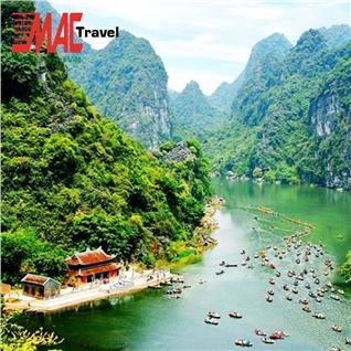 Cùng Mua - Tour du lich Bai Dinh Trang An 1 ngay - khoi hanh hang ngay