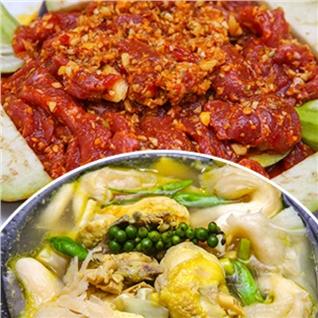 Cùng Mua - Combo lau va nuong tai Quan Ngoi Que