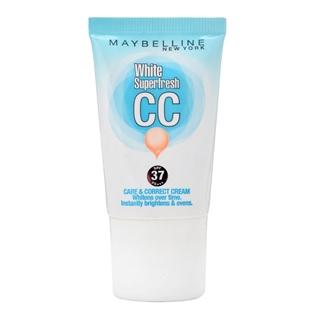 Cùng Mua - Kem trang diem White Superfresh CC Cream SPF37 PA +++ 18ml