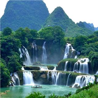 Cùng Mua - Tour Ha Noi - Ba be - Cao bang - Thac ban gioc - Ha Noi 3N2D