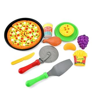 Cùng Mua - Bo do choi lam banh Pizza cho be - Mau 1