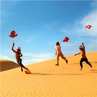 Cùng Mua - Tour Tet Phan Thiet - Da Lat 4N3D - len rung xuong bien