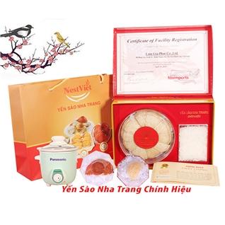 Cùng Mua - 100gr Yen sao Nha Trang + 12gr yen huyet (giao mien phi)