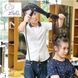 Cùng Mua - Cat + Goi + Say tao kieu cho nu - He thong Bella Hair Spa