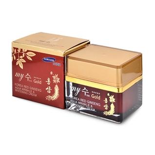 Cùng Mua - Kem tri nam duong trang hong sam My Gold 50ml - Han Quoc