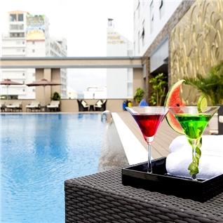Cùng Mua - Nha Trang Beachfront Apartment 2N1D - Gan bien