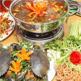 Cùng Mua - Lau cua Nam Bo cho 04 nguoi tai Nha Hang Tan Hoa Cau