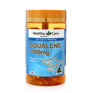 Cùng Mua - Sun vi ca map Squalene Healthy Care 750mg