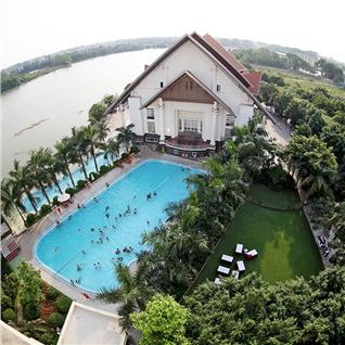 Cùng Mua - Song Hong Resort Vinh Phuc 4* 2N1D, bao gom an sang