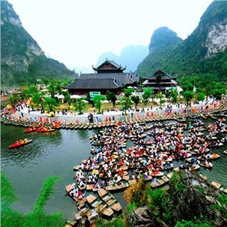 Cùng Mua - Tour 1N Bai Dinh - Trang An (kem Buffet trua) - KH hang ngay