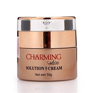 Cùng Mua - Kem duong trang da mat cao cap ban ngay Charming Skin (50g)