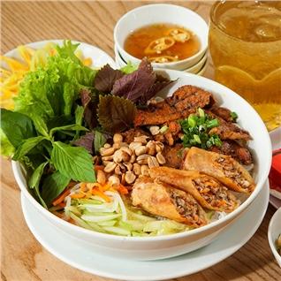 Cùng Mua - 1 phan bun/ banh hoi/ com tai Bun Thit Nuong Anh Ba