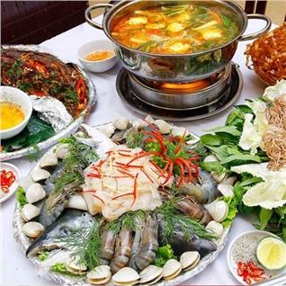 Cùng Mua - Lau hai san Thai Lan tai Nha hang Tan Hoa Cau