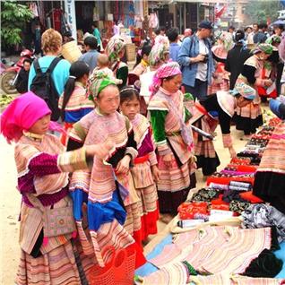Cùng Mua - Tour Ha Noi - Sapa - Cat Cat - Ham Rong 2N1D - Lu Hanh Xanh